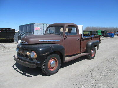 1952 Ford Other Pickups F3 Pickup Truck F1/F2 Barn Find:  Mostly Complete 1953 Ford F3 Pickup Truck F1/F2...   NO RESERVE!