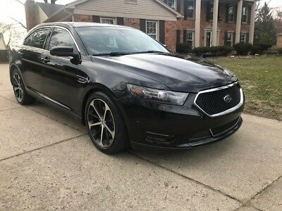 2016 Ford Taurus  2016 Ford Taurus SHO park assistself park htd/cooled seats BLIS collision alert
