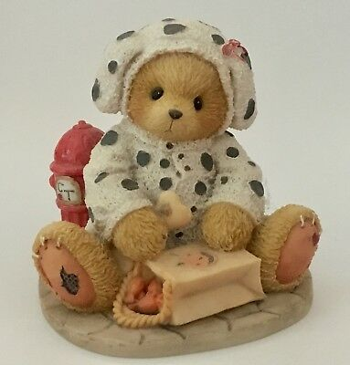 Cherished Teddies Andy Figurine Dalmatian Pup You Have Special Place In My Heart
