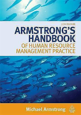 Armstrong's Handbook of Human Resource Management Practice-ExLibrary