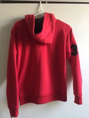 Boys Polo Sweater Size 18 Brand New