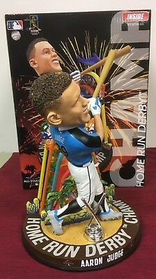 Aaron Judge  2017 All Star Game Home Run Derby Champ Bobble Head 399/1000 *look*