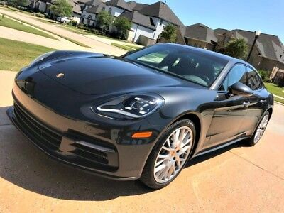 2017 Porsche Panamera 4s Practically New 2017 Porsche Panamera 4s. Loaded with options! Must See!!