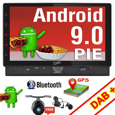 4-Core Android 6.0 Universal Double 2DIN Car Stereo GPS DAB+ Autoradio WiFi 4G