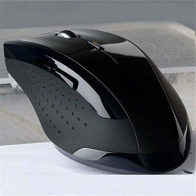 1600 DPI USB Wireless Optical Gaming 2.4GHz 6D Remote Mouse Mice For Computer T&