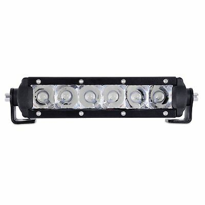 18W Spot 5D LED Light Work Bar Lamp Driving Fog Offroad SUV 4WD Car Boat Truck a