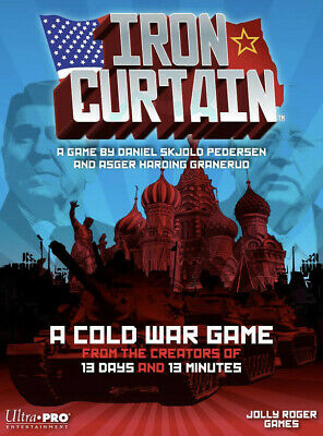 Iron Curtain | Ultra PRO - New Game