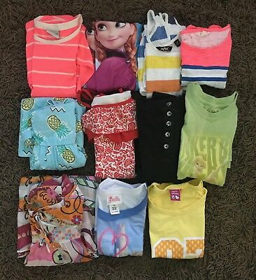 Girls Clothing BUNDLE Size 9 / 10 - total 11 items