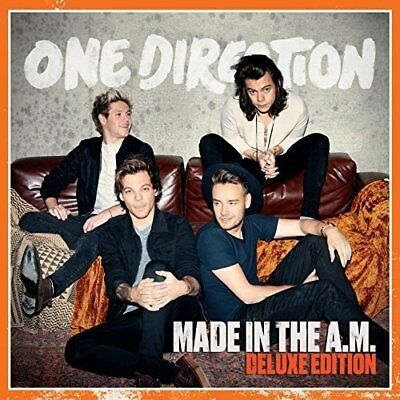 ONE DIRECTION-Mad In The A.M.  (US IMPORT)  CD NEW