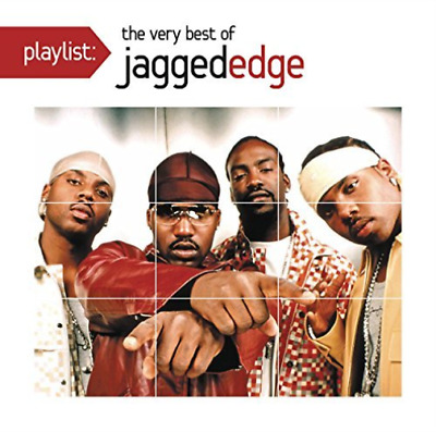 Jagged Edge-Playlist: The Very Best Of Jagged Edge  (Us Import)  Cd New