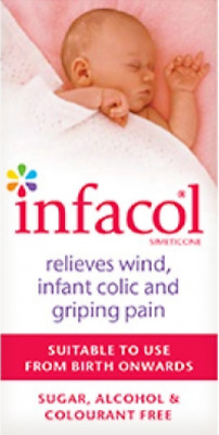 Infacol Drops  **WIND/GRIPING PAIN**(50ml)