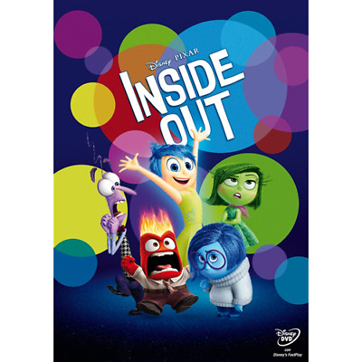 Inside Out  [Dvd Usato]