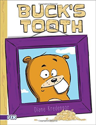 Kredensor Diane-Buck`S Tooth  (US IMPORT)  HBOOK NEW