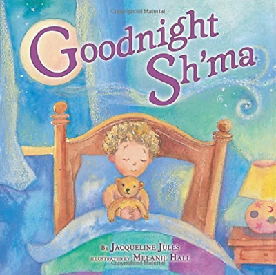 Jules Jacqueline/ Hall Mela...-Goodnight Sh`Ma  (US IMPORT)  BOOK NEW