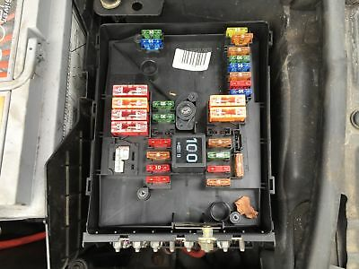 audi a3 2008 2012 2 0 tdi fuse box in engine bay 25 00 rh picclick co uk 2012 audi q7 fuse box location 2012 audi a3 fuse box