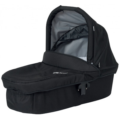 Steelcraft Strider Compact Bassinet Onyx (Black) Brand New In Box