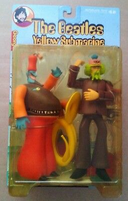 Figur McFarlane The Beatles Yellow Submarine George Harrison Plus Snapping Turk