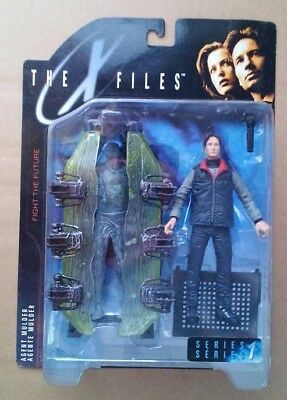 The X Files Series 1 Agent Mulder Mc Farlane Toys in OVP