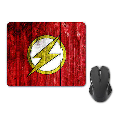 The Flash Super Hero Lovely Mouse Pad Mat Computer PC Mice