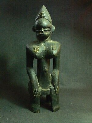African carved sculpture - EARLY 20thC