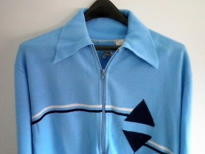 50s Atomic Sears Sweater Size 44 / 42 Vtg X Large