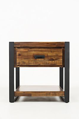Loftworks End Table w/Drawer