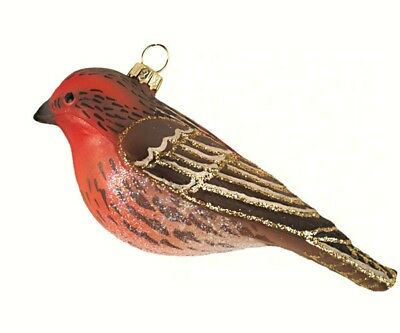 House Finch Ornament