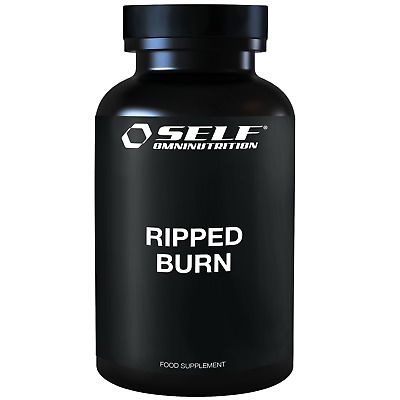 Self omninutrition ripped Brennen 120 CPS. thermogenic Schlankheits Fat Bruning