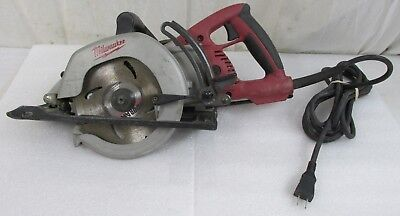 Milwaukee 6477-20 15 Amp 7-1/4 in. Worm Drive Circular Saw