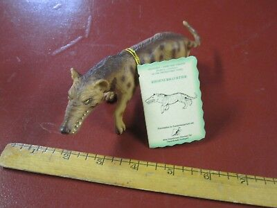 Bullyland non dinosaur prehistoric model Andrewsarchus mint with tag