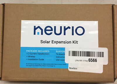 Neurio Home Electricity Monitor Solar Expansion Kit UT21-W11