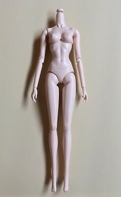integrity toys fashion royalty FR2 2013 cream skin tone replacement body