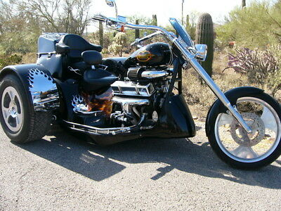2007 Custom Built Motorcycles Other  Motorcycle, 2007Vendetta,  350 V8 Trike