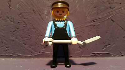 Playmobil 4034 Heizer Steaming Mary  # 4171