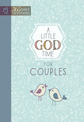 A Little God Time For Couples  (US IMPORT)  BOOK NEW