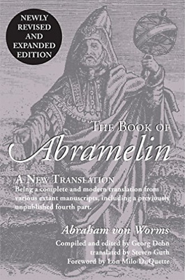 Von Worms Abraham/ Dehn Geo...-The Book Of Abramelin  (US IMPORT)  BOOK NEW