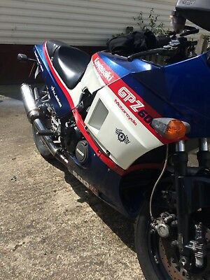Kawasaki GPZ600R Retro/Vintage Spares Or Repair