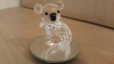 Swarovski Crystal 'koala' Unboxed Free Uk Post Only With Buy It Now