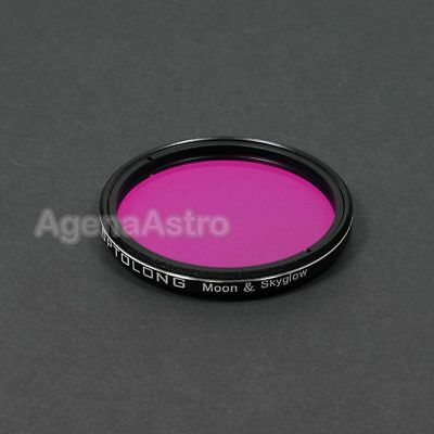 """Optolong Moon & Skyglow Light Pollution Reduction Filter - 2"""""""
