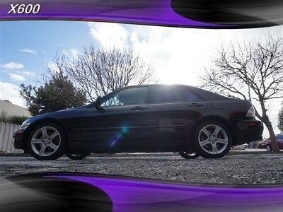 IS 300 Black Onyx Lexus IS with 150,606 Miles available now!