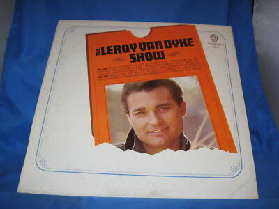 "LEROY VAN DYKE The Show (12"" Vinyl LP, Warner Bros, W 1618) M-  INV-29]"