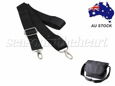 150 x 3CM Adjustable Nylon  Shoulder Strap Replacement with Metal Hook for Bags