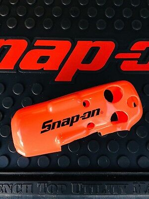 """NEW Snap-On Orange 14.4V 3/8"""" CT761 Protective Boot CT761OBOOT Free Shipping"""