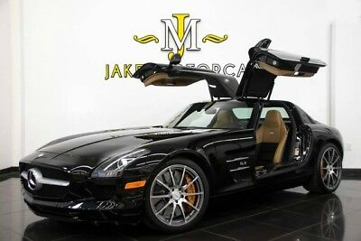 2012 Mercedes-Benz SLS AMG GULLWING~ $227,495 MSRP!~ AMG CERAMIC BRAKES! 2012 MERCEDES SLS AMG GULLWING~$227,495 MSRP!~ AMG CERAMIC BRAKES~1-OWNER~LOADED