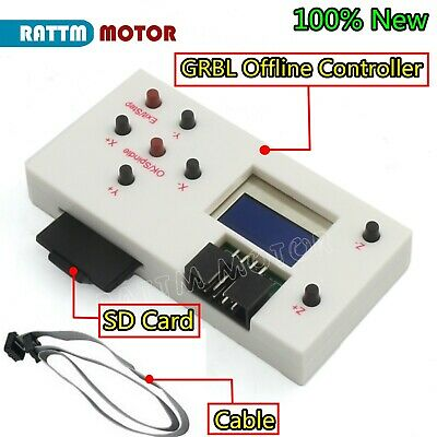 Offline Hand Controller Manual Control for GRBL Control Laser Engraving Machine