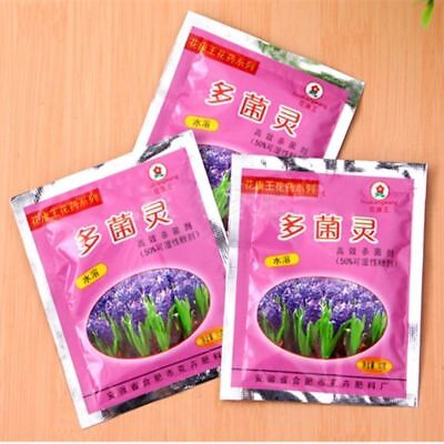 2x 10g Bonsai Flower Plant Fertilizer Agents Sterilization Treatment Carbendazim