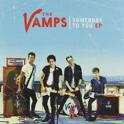 The Vamps - Somebody To You (Ep) - Cd - New