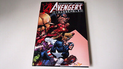 Avengers Disassembled HC Hardcover | Marvel Brian Michael Bendis David Finch NEW