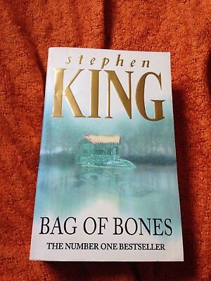 BAG OF BONES by Stephen King, pb english, 660 pages, very good condition