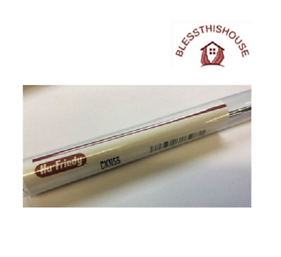 HU-FRIEDY DENTAL BONE CHISEL KRAMER NEVINS No.55 FOR PREP IMPLANTS - SEALED BOX